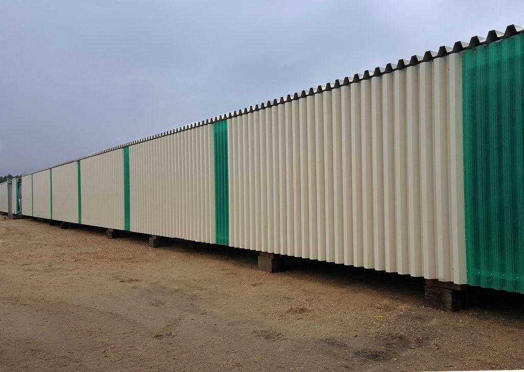 Zenoh Panels ground only 1
